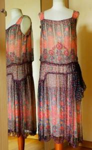 ретро платье 20 годов фото