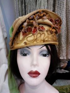 винтажная шляпка 1920-х